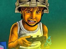 Penjualan Game Meroket, Cuan Banyak Gegara WFH!