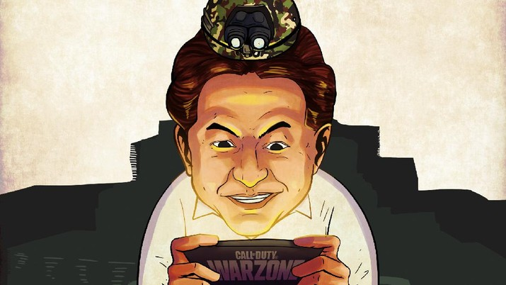 INFOGRAFIS, Call of Duty Raup 7,5 Triliun Dalam Sekejap