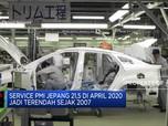 Kinerja Manufaktur dan Jasa Jepang Anjlok Parah, Ini Buktinya