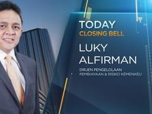 Live! Luky Alfirman Buka-bukaan Soal SBN di Tengah COVID-19