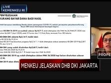 Pak Anies, Ini Penjelasan Menkeu Soal DBH Jakarta
