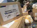Trans Retail & Transmedia Sumbang APD Melalui CT Arsa