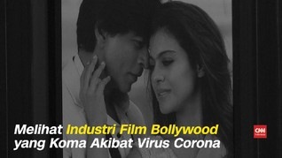 VIDEO: Industri Film Bollywood Koma akibat Virus Corona