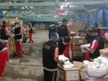 Lewat CT Arsa, Trans Retail & Transmedia Donasi 40.390 APD