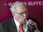 Warning Warren Buffett! Inflasi AS jadi Hantu Pasar Saham