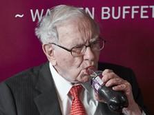 Warning Warren Buffett! Inflasi AS jadi Hantu Pasar Saham