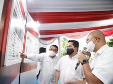Erick Thohir Bawa Teknologi PCR Jepang, Apa Kecanggihannya?