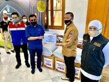 Sinergi Pertamina Group, Ambil Peran Lawan COVID-19 di Jatim