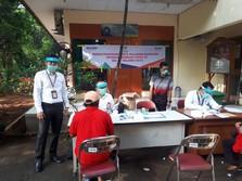 Di Tengah Tekanan Pandemi, BNI Tetap Salurkan Bansos