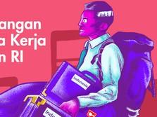 Eksodus Ribuan Pekerja Migran RI di Tengah Corona