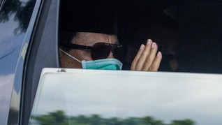 Momen Lebaran, Prabowo Beri Semangat untuk Tenaga Medis