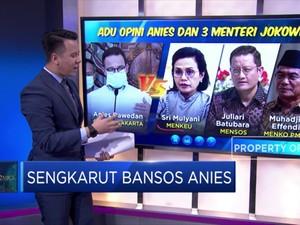 Sengkarut Bansos Anies Baswedan
