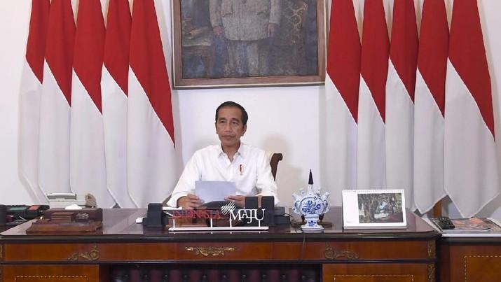 Presiden Joko Widodo (BPMI Setpres/Rusman)