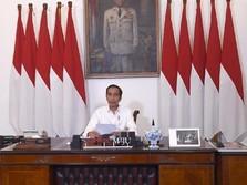 Ultimatum Jokowi: Hati-hati Longgarkan PSBB!