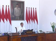 Hampir 3 Bulan Vidcon, Jokowi Gelar Ratas Tatap Muka Perdana