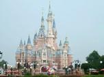 Melihat 'New Normal' di Disneyland Shanghai yang Buka Kembali