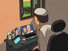 Jokowi & Anies Kompak Sarankan Warga Mudik Virtual, Artinya?