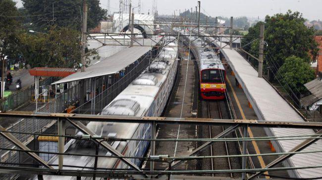 Jadwal Operasional KRL dan Transjakarta Hari H Lebaran