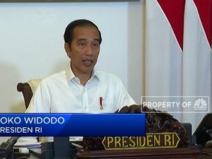 Ini Kabar Baik Penanganan Covid 19 dari Jokowi