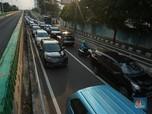 Pasar Hingga Jalanan Jakarta Ramai! Apa Kabar PSBB?