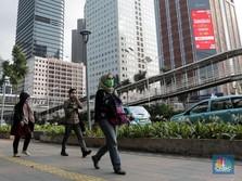 Peneliti Indef Sebut Indonesia 99% Jatuh ke Jurang Resesi