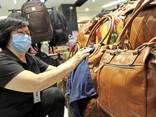 Lockdown Kelar, Tas & Sepatu di Mal-mal Malaysia Berjamur