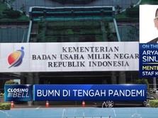 Ini Penjelasan Stafsus Menteri BUMN Soal PMN Baru Pemerintah