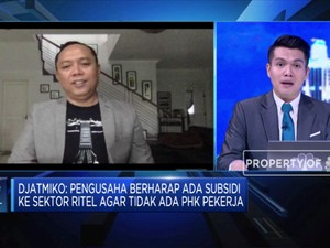Toko Setop Beroperasi, ERAA Harapkan Ada Subsidi Cegah PHK