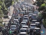 Jakarta Macet Saat PSBB: Dari Tanjung Barat Hingga Daan Mogot