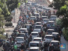 PSBB Nothing! Pengusaha: Jalanan Jakarta Ramai, Hukum Lemah
