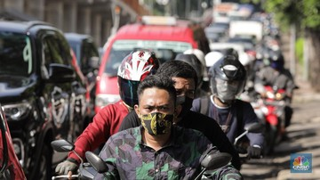 Pasien Covid Ri Nyaris Tambah 1 000 New Normal Bumn Jadikah