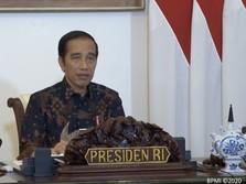 Buka-bukaan Istana Soal Kebijakan Pemulihan Ekonomi Jokowi