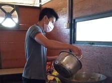Resto Apung Binaan Pertagas Tetap Berkiprah Di Tengah Corona