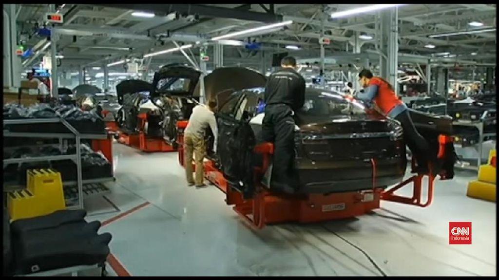 Ini Alasan Tesla Mau Bangun Pabrik di Jawa Tengah