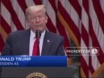 Trump Optimistis Ekonomi AS Akan Segera Pulih Pasca Pandemi