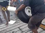 Tewaskan Pilot AS, Ini Puing-puing Cessna yang Jatuh di Papua