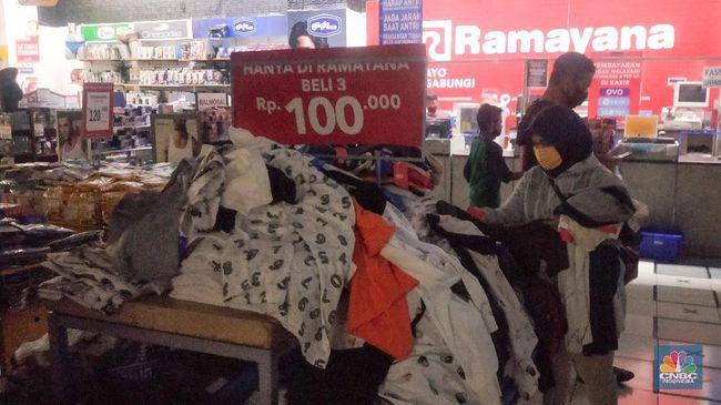 RALS Gerai Ramayana Makassar Kebakaran, Duh..Dampaknya Gimana ya?