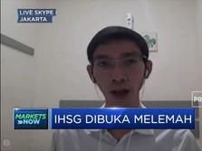 Investor Cermati Reopening Economy, IHSG Kembali Terkoreksi