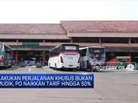 Kantongi Izin Perjalanan Khusus, Tarif Otobus Naik Hingga 50%