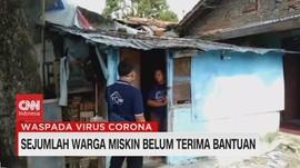 VIDEO: Sejumlah Warga Miskin Belum Terima Bantuan