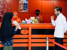 Doa Jokowi: Bansos Kerek Daya Beli Masyarakat RI