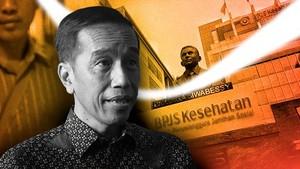 Jokowi Naikkan Iuran BPJS Lagi