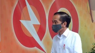 Jokowi Dorong RI Temukan Vaksin Corona, Bukan Impor