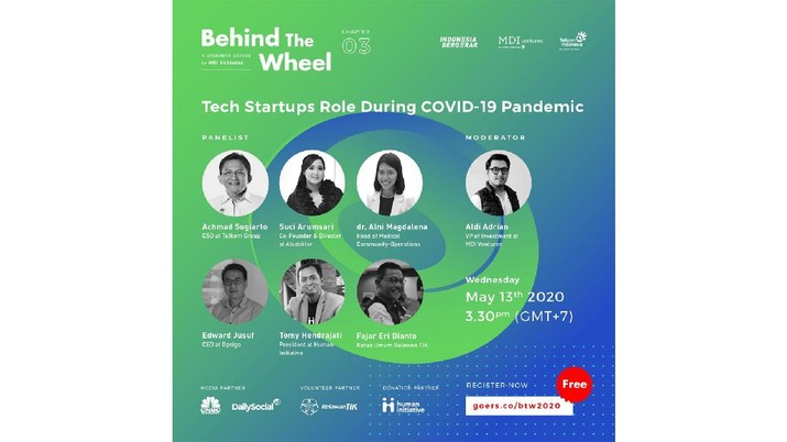 Tech Startups Role During Covid-19 Pandemic