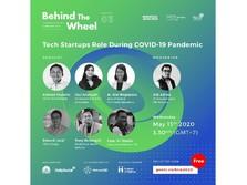 Bedah Kontribusi Startup di Masa Pandemi COVID-19