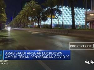 Arab Saudi Berlakukan Lockdown Nasional Pada Idul Fitri