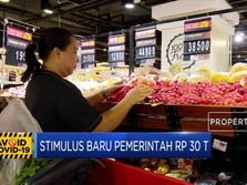 Pemerintah Beri Stimulus Baru Sebesar Rp 30 T