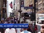 Defisit Anggaran AS Mencapai USD 738 Miliar pada April 2020