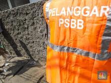 Catat! 3 Syarat Khusus Kalau Daerah Mau Longgarkan PSBB
