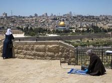 Heboh, Israel Ubah Masjid Bersejarah Jadi Bar